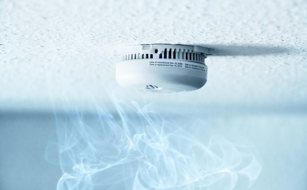 residential smoke alarms