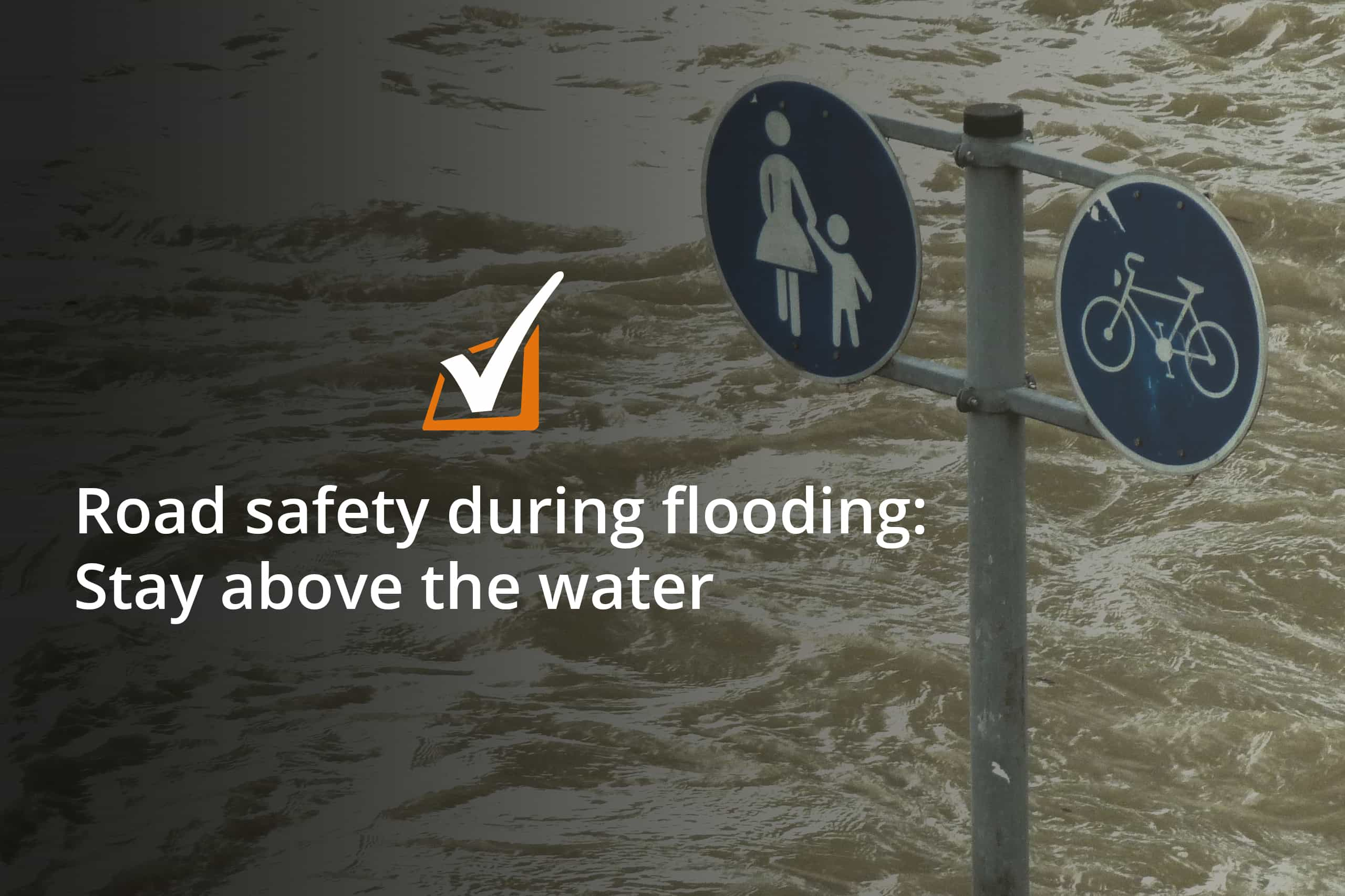 road safety during flooding