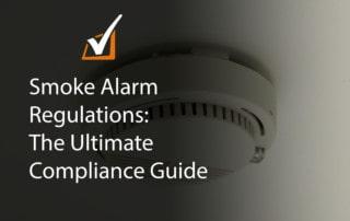 Smoke alarm Regulations
